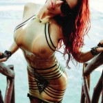 Bianca Beauchamp for Bizarre Magazine 14