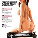 Bianca Beauchamp for Bizarre Magazine 5