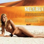 Lana Petanic nude for Playboy Magazine Slovenia 10