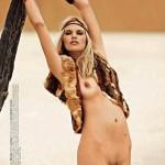 Lana Petanic nude for Playboy Magazine Slovenia 5