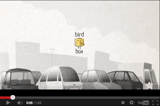 BirdBox - Cardpark