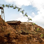 El backflip en mountain bike mas grande de la historia