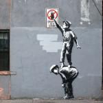 Banksy, Mejor fuera que dentro