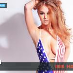 Leanna Decker diosa de Playboy