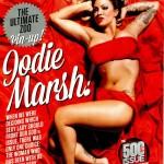 Jodie Marsh posa otra vez para la revista Zoo