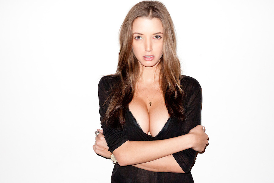 Alyssa Arce para Terry Richardson 01